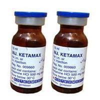 Ketamax 10ml 500mg