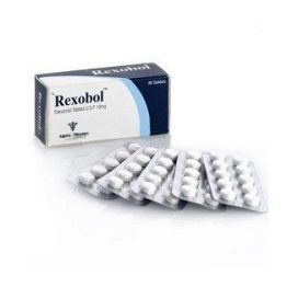 Rexobol 10mg tablets