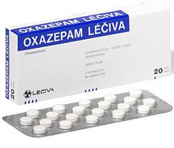 oxazepam (Serax)