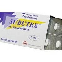 Subutex (Buprenomorphine)